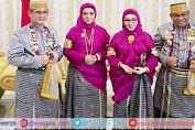 Kapolda Sulsel, Irjen Pol Merdisyam Hadiri Peringatan Hari Jadi Kabupaten Bone ke-691