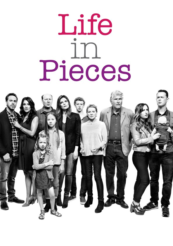 Life In Pieces – Saison 4 [Streaming] [Telecharger]