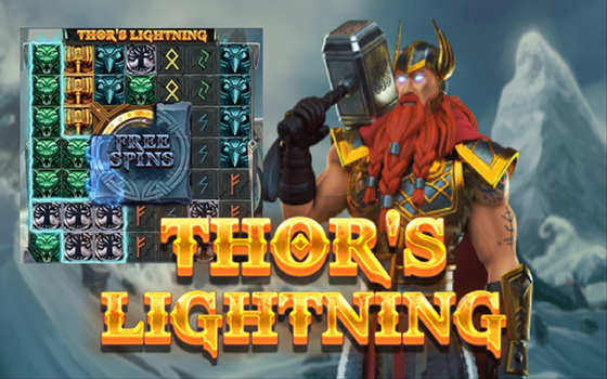 Goldenslot Thors Lightning