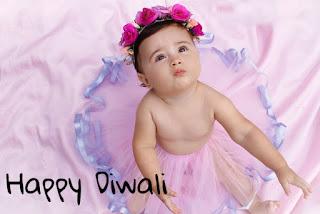 happy diwali 2019 baby images