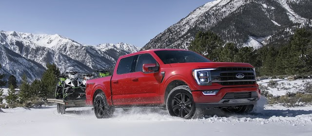 Outfitting Your New 2021 F-150 With A Bedliner And Other Accessories