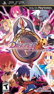 Disgaea Infinite PSP GAME