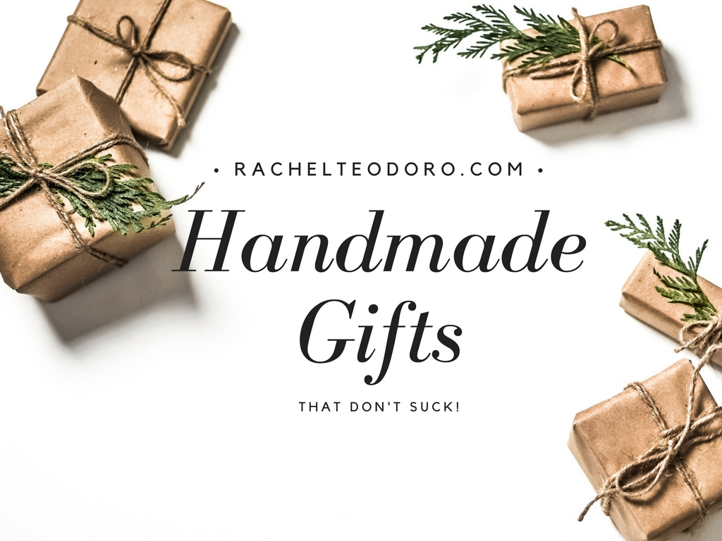 DIY Handmade Gifts that Don