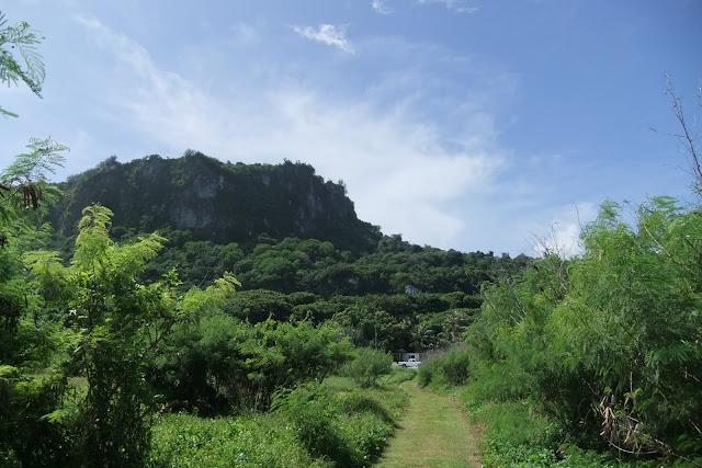 guam-cliff グアムの断崖絶壁