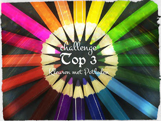 Top 3 Challenge april: Voorjaar