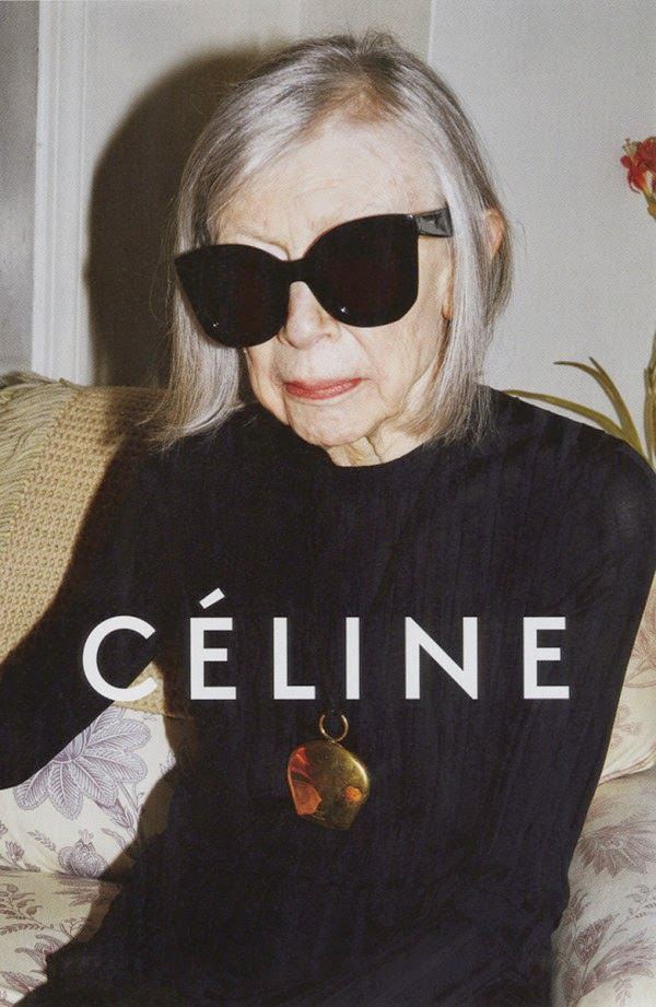 Céline taking the lead