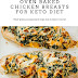 Oven Baked Chicken Breasts for Keto Diet