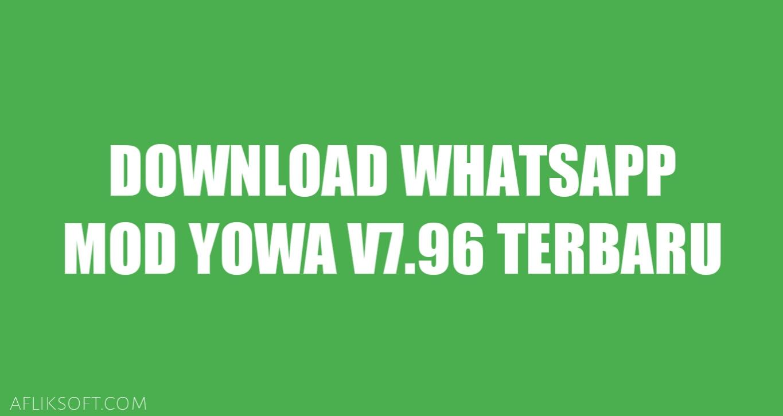 YOWA Terbaru