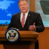 The US Secretary Of State Condemns Hong Kong Security Laws