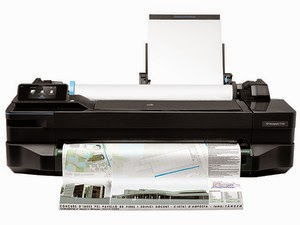 Download Driver printer HP Designjet T120