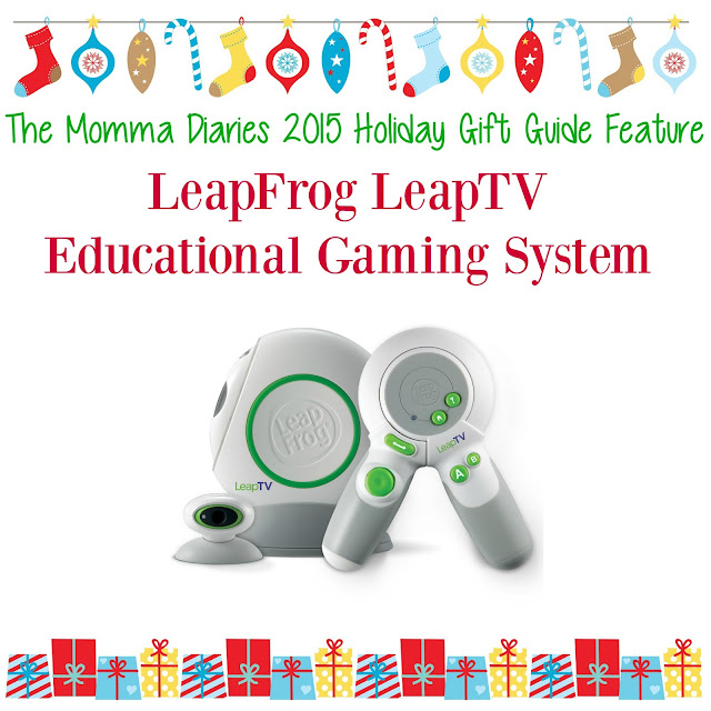 LeapFrog LeapTV #LeapFrogMomSquad