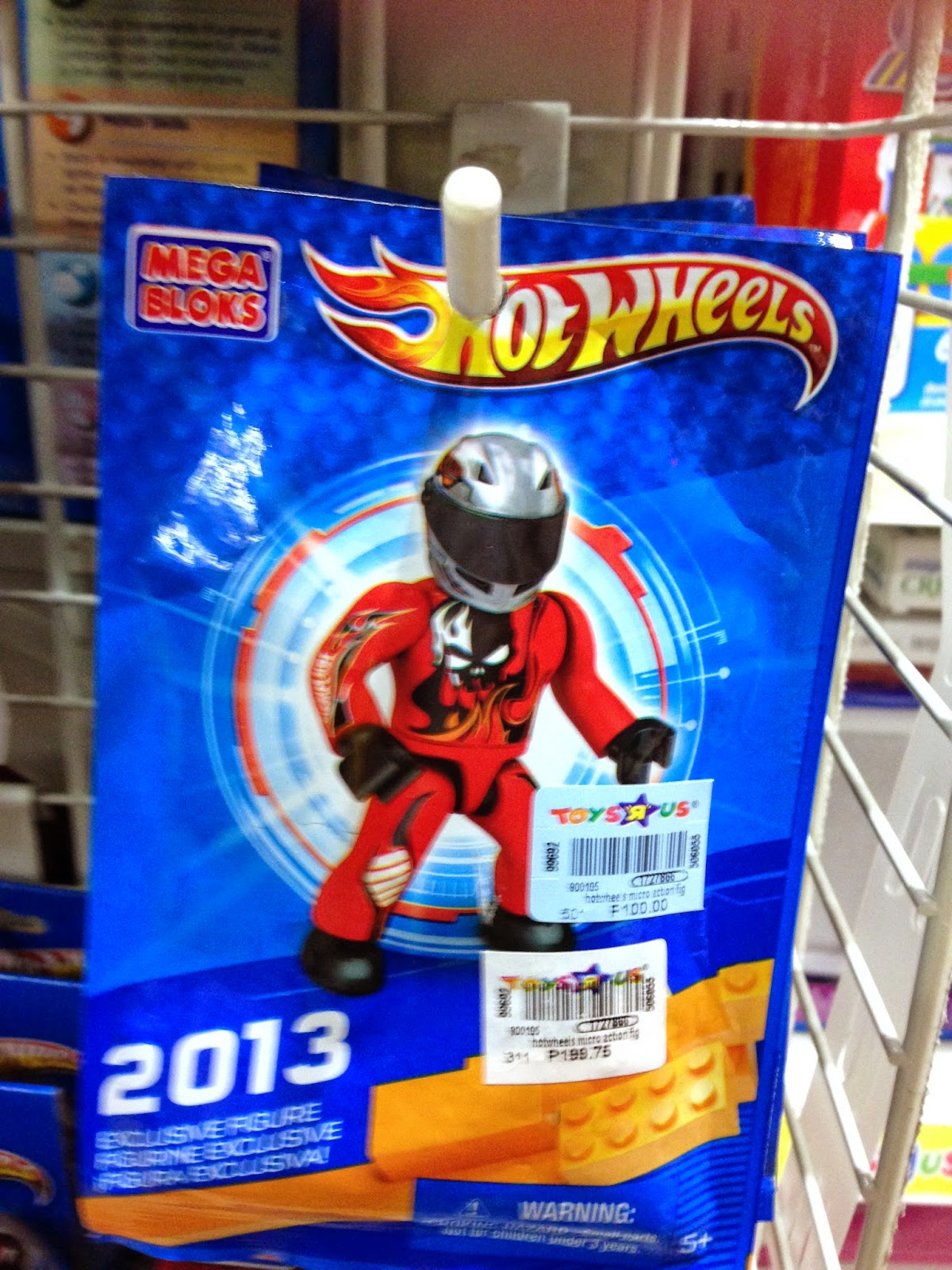 Toy Sale in Manila, Philippines 2015 : Hot Wheels Mega Bloks Surprise Toys on SALE (Micro Action Figure)