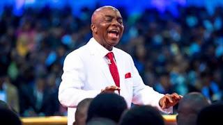 Nigerian megachurch pastor, Dr David Oyedepo