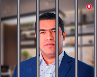 Imponen un año de prisión preventiva a Luis Dicent, exadministrador Lotería.