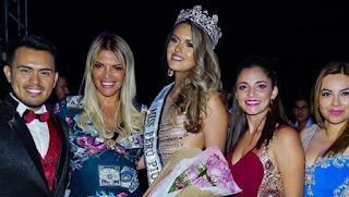 Agatha Mego es Miss Perú Piura 2020