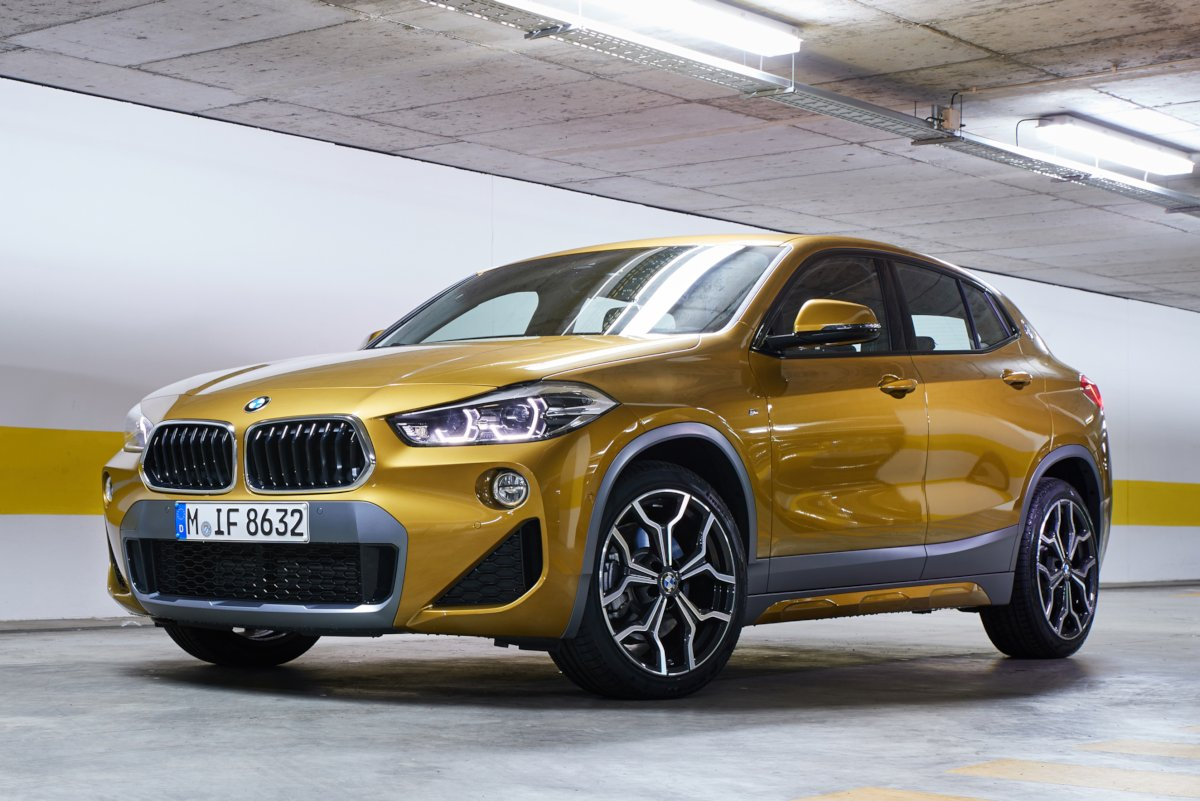 First Ever Bmw X2 To Banner Bmw Joyfest 2018 Philippine