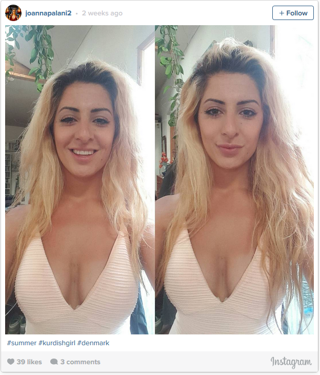 This Drop Dead Gorgeous Danish Girl Has Already Killed 100 ISIS Militants and Has a $1 Million Bounty on Her Head!