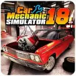 Car Mechanic Simulator 18 1.3.26 Apk + Mod (Unlimited Money) for Android