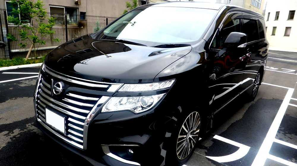 Nissan Elgrand E51 Rider-S Stereo//C.D Player// M.D Player