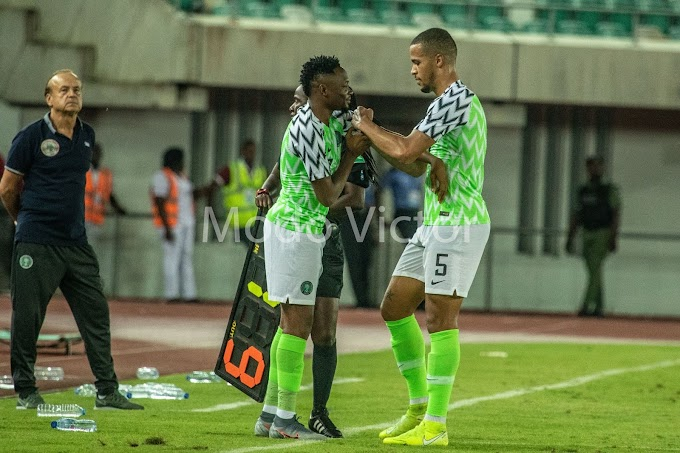 Ahmed Musa New Super Eagles Role Redefined