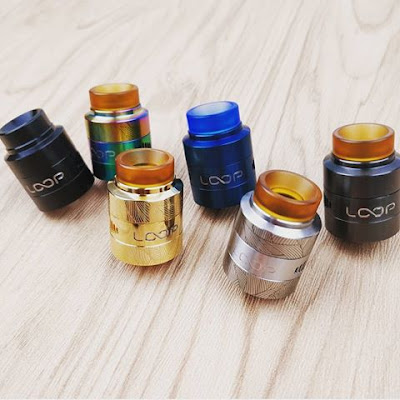 GeekVape Loop V1.5 RDA Big Sale - 42% Off - Dec. 2018