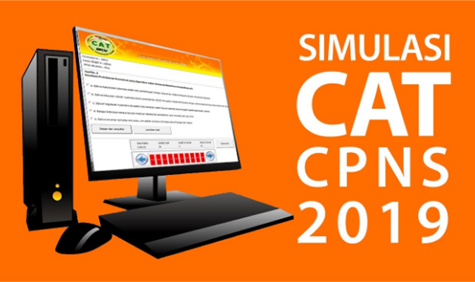 Aplikasi Simulasi CAT CPNS Terbaik di 2019