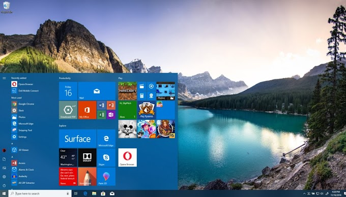 Windows 10 will bring more options to customize its appearance and operation