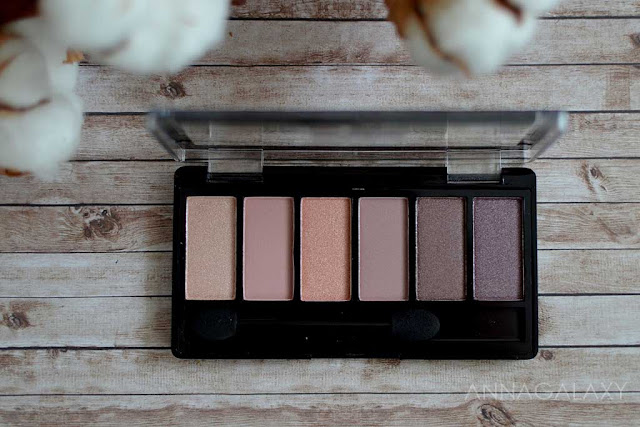 Для дневного макияжа прекрасно подойдут Тени для век Lavelle ES29