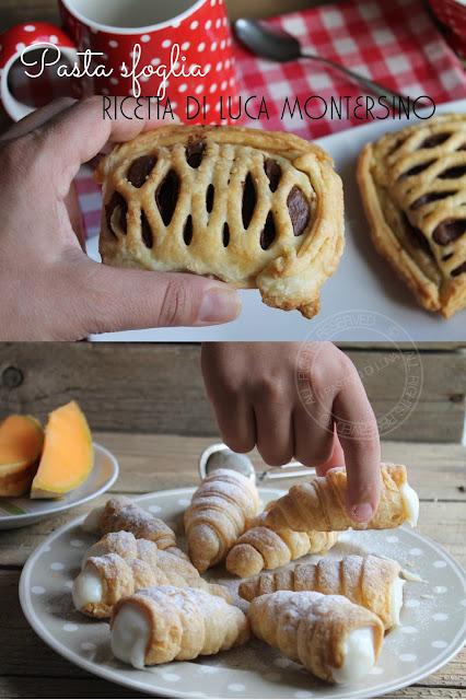 Pasta sfoglia home made ricetta di Luca Montersino