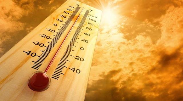 cuaca panas el nino