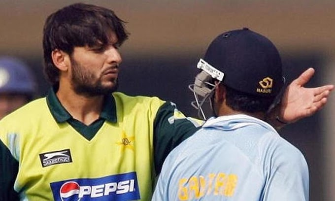 Don't worry, will sort it out son: Gambhir to Afridi after Afridi's response on removal of Article 370