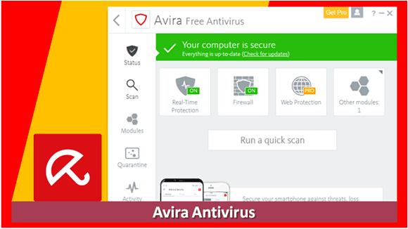 antivirus gratis terbaik untuk windows 10, 8, 7