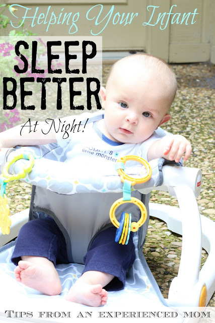 Great tips on getting your little one to sleep through the night! #ad #formulaforhappiness
