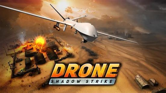 Drone Shadow Strike Mod Money