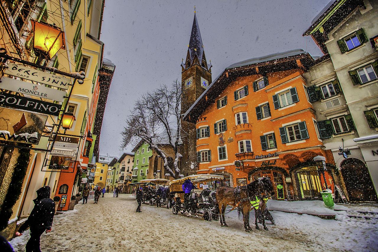 Kitzbühel Tirolo Austria