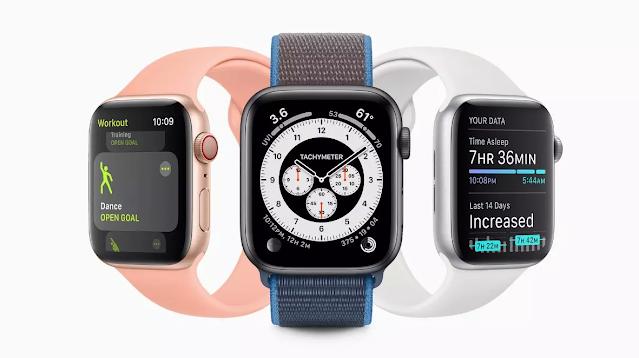 أصدرت شركة آبل watchOS 7.4 للجمهور