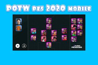 Gambar POTW PES 2020