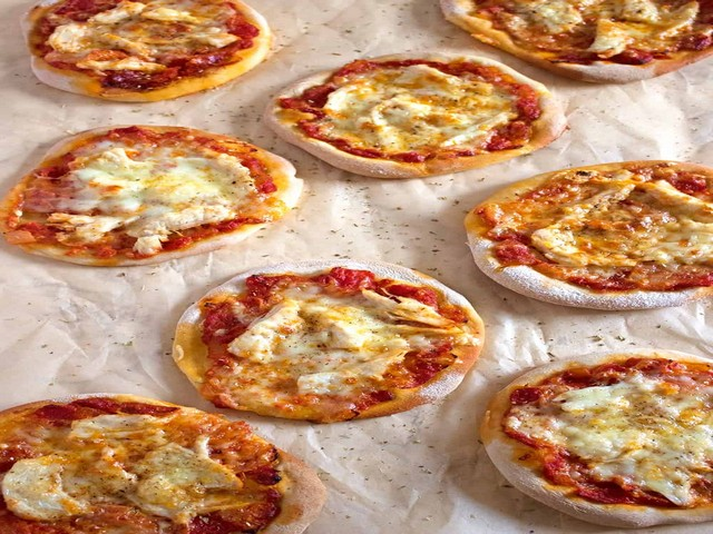 pizza mini seribuan