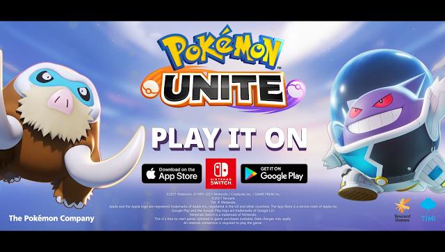 Pokémon Unite: GENGAR ASTRONAUTA É O NOVO META! Confira as novidades!