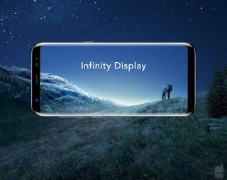 Fitur Memukau Samsung Galaxy S8 dan Galaxy S8 Plus