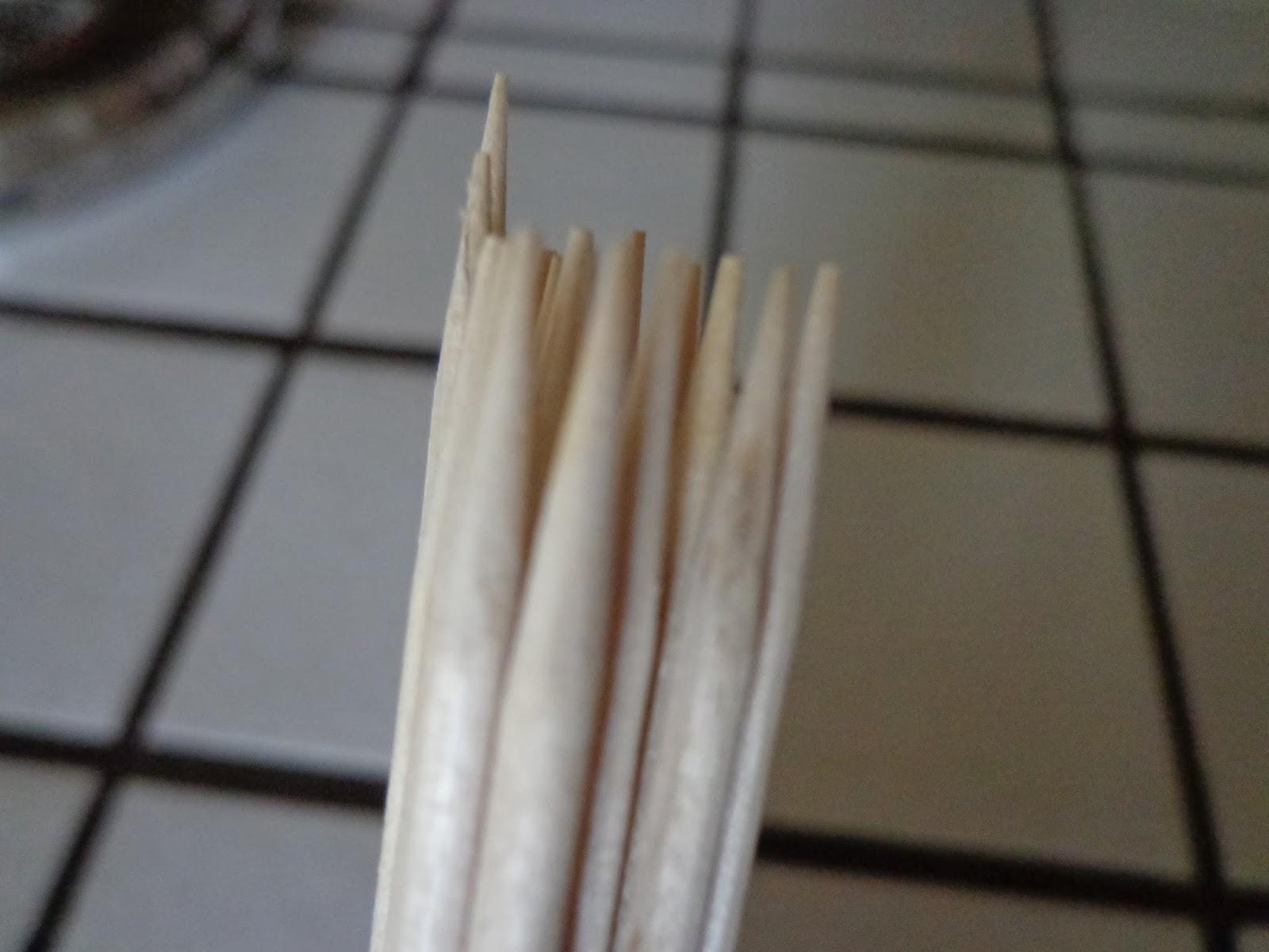 Holzspieße Dm