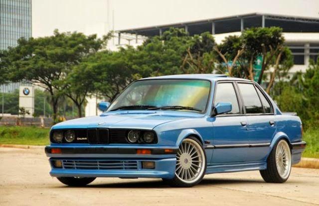 Foto Modifikasi Mobil BMW 1991