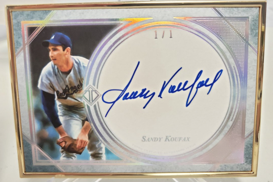 All About Sports Cards 2018 Topps Transcendent Collection