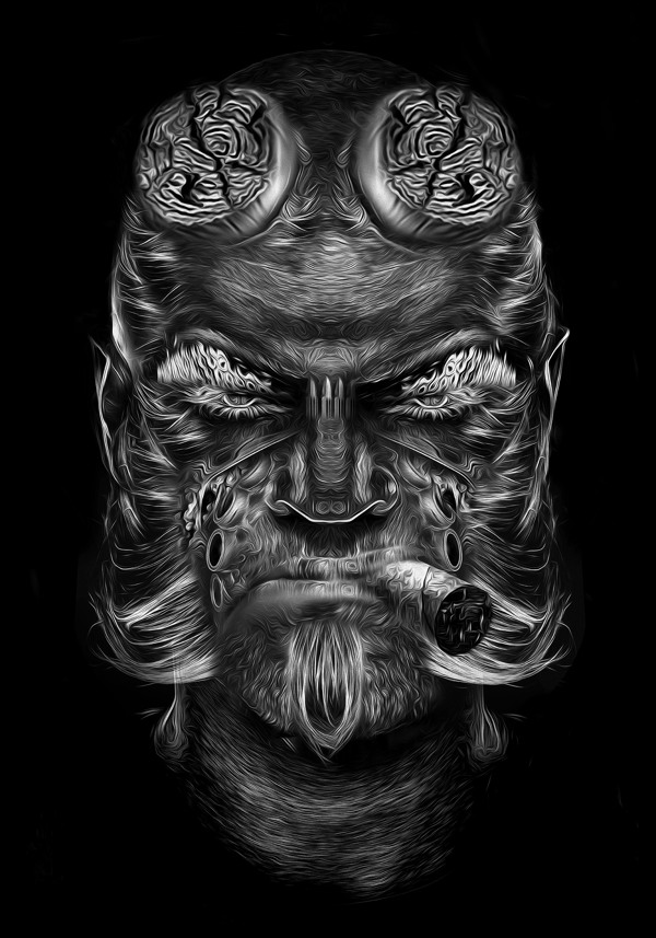 Nicolas Obéry. FANTASMAGORIK. Surrealist Digital Art