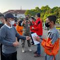 Bupati Lampung Utara Memberikan Sambutan Peringatan Hari Olahraga Nasional ke-38 Tahun 2021