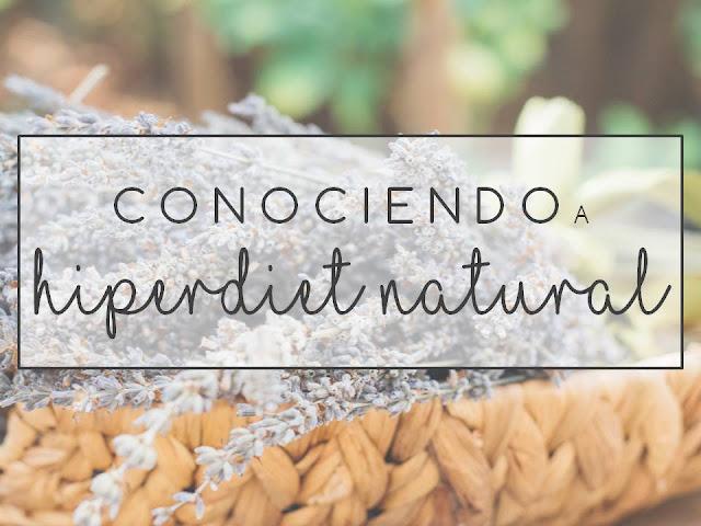 CONOCIENDO A HIPERDIET NATURAL