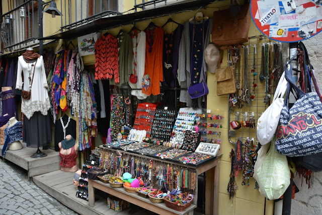 Shopping in Tunel, Istanbul