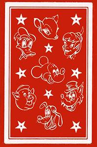 Baraja infantil Juego de las familias Walt Disney Heraclio Fournier