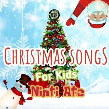 """Ninti Ate releases a real masterpiece of reggae for kids - """"Christmas Songs for Kids"""""""