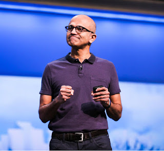 Microsoft loves the cloud but takes a hit on taxes